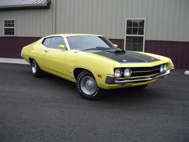 MidSouthern Restorations: 1970 Ford Torino Cobra Fastback