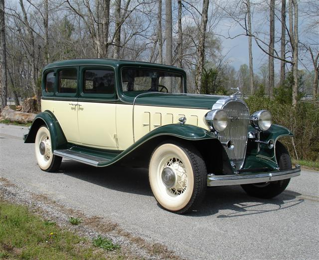 MidSouthern Restorations: 1932 Buick Series 80