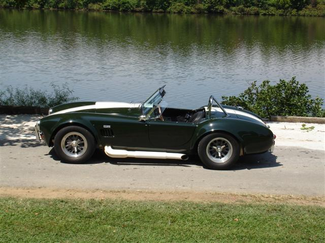 MidSouthern Restorations: 1994 ERA Cobra