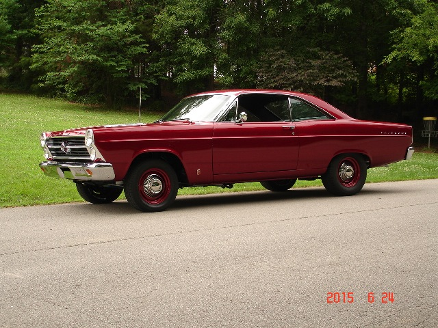 MidSouthern Restorations: 1966 Ford Fairlane