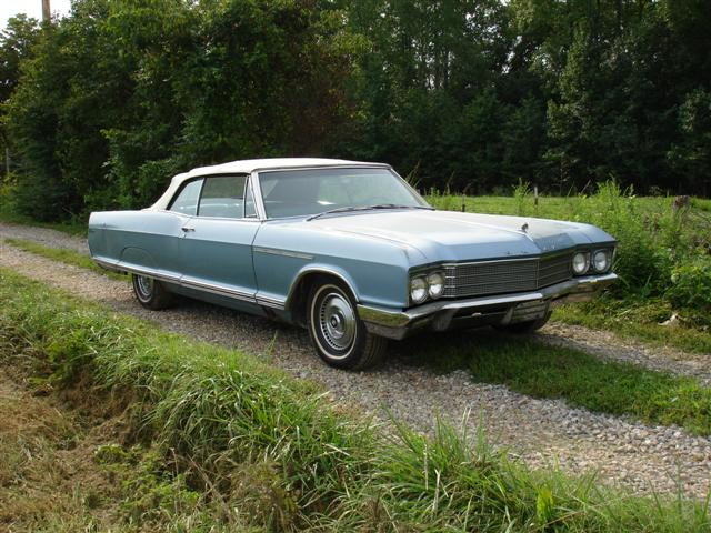 MidSouthern Restorations: 1966 Buick Electra 225