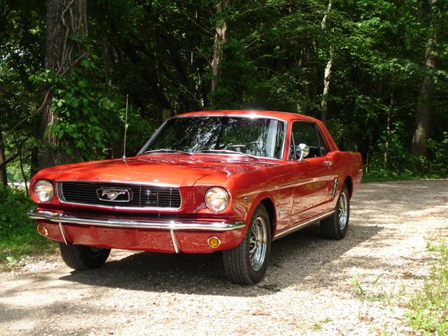 MidSouthern Restorations: 1966 Ford Mustang Coupe