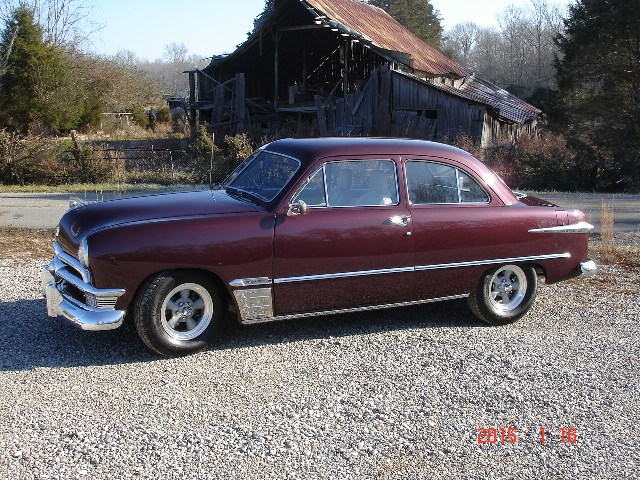 MidSouthern Restorations: 1950 Ford Sedan