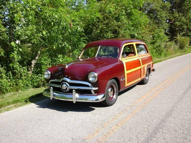 MidSouthern Restorations: 1949 Ford Woody Wagon