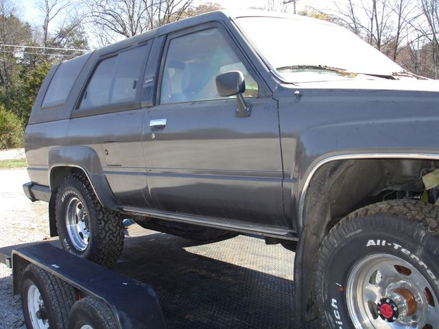 MidSouthern Restorations: 1985 Toyota 4 Runner